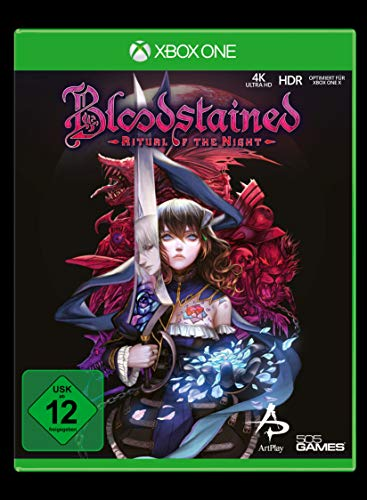 Bloodstained - Ritual of the Night - [Xbox One]