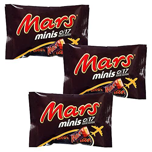 マースミニ大袋 333g 3袋 チョコレート オランダ クール便 Mars Minis オランダチョコレート