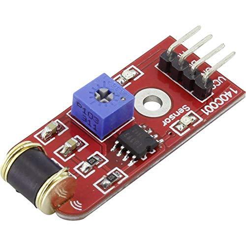 Iduino 1485302 Vibrationssensor Passend für (Einplatinen-Computer) Arduino