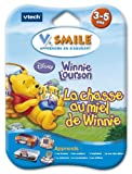 VTech - Cartouche de jeu V.Smile (Motion) Winnie L'Ourson - 84385