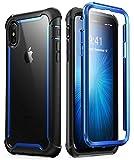 i-Blason iPhone X Case,iPhone XS Case, [Ares] Full-Body