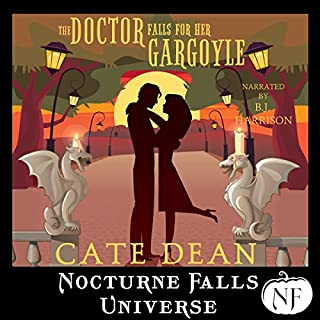 The Doctor Falls for Her Gargoyle: A Nocturne Falls Universe Story cover art
