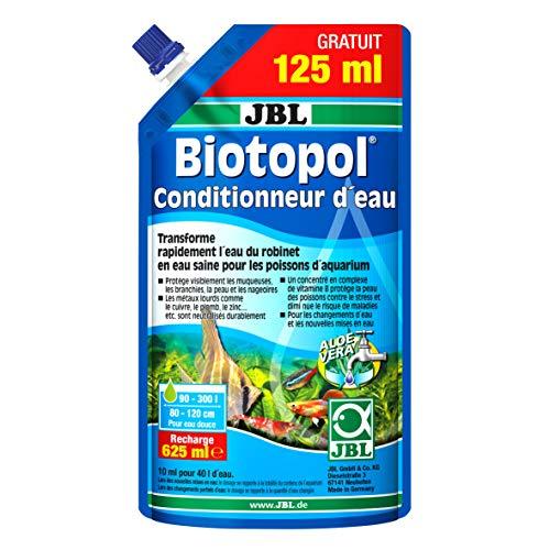 JBL Rellenador Biotopol para el Tratamiento del Agua del Acuario, 500
