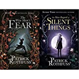 The Wise Man's Fear: The Kingkiller Chronicle: Book 2 + The Slow Regard of Silent Things: A Kingkiller Chronicle Novella (Kingkiller Chronicle 3) (Set of 2 Books)