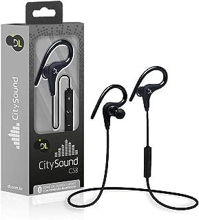 Fone de Ouvido Bluetooth Dl Citysound Cs8 Sport c/Gancho flexível