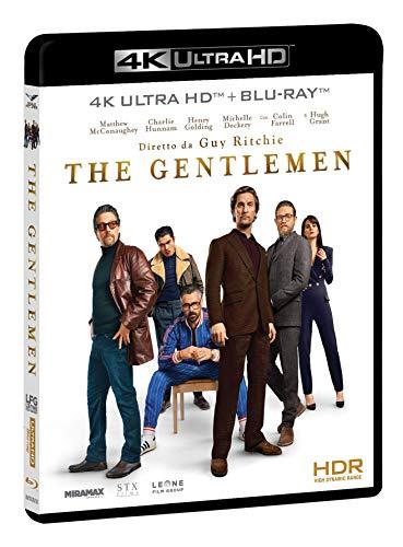 The Gentlemen 4K (4K+Br)