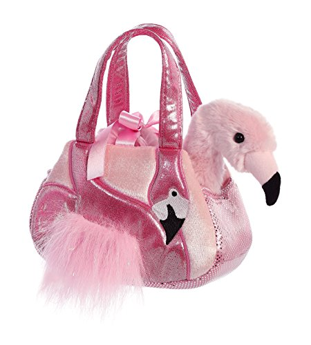 Aurora monde fantaisie luxe pals boutique sac pet carrier ava flamingo
