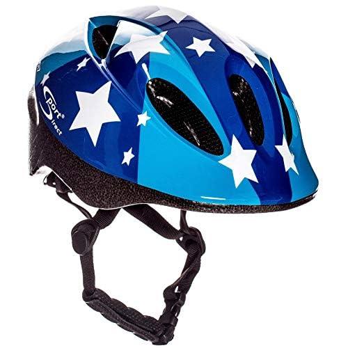 Sport Direct 11 Vent Casco Bici per Bambini, Blu 48-52C