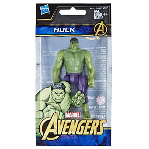 Miniatura Boneco Hulk Marvel Universe 10 Cm Hasbro G3