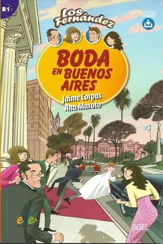 Boda en Buenos Aires (Los Fernandez)