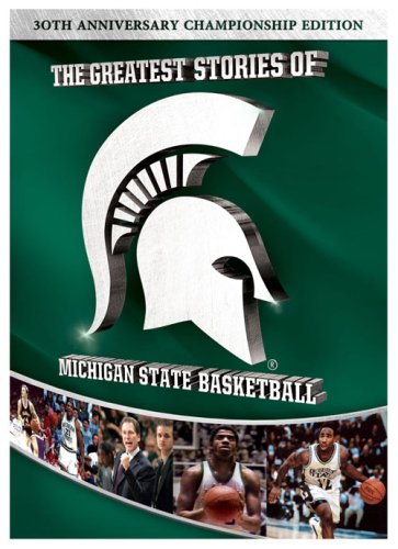 Greatest Stories of Michigan State Basketball [DVD] [Import]