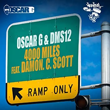 4000 Miles (feat. Damon C Scott)