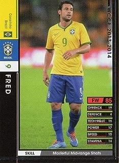 WCCF/13-14/301/ブラジル代表/フレッジ