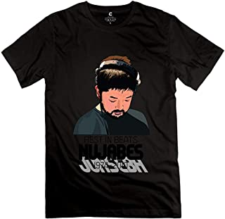 Men's Nujabes Japan DJ SEBA Jun O-Neck T-Shirt