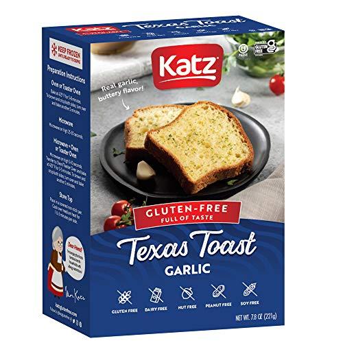 Katz Gluten Free Texas Toast Pack of 1