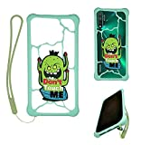 HUAYIJIE Universel Case for Apobob S10 Stand Cover Case Compatible 4'-6.6' Smartphone XRZ
