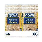 Goya Quinoa blanca - 6 unidades x 400g 2000 g