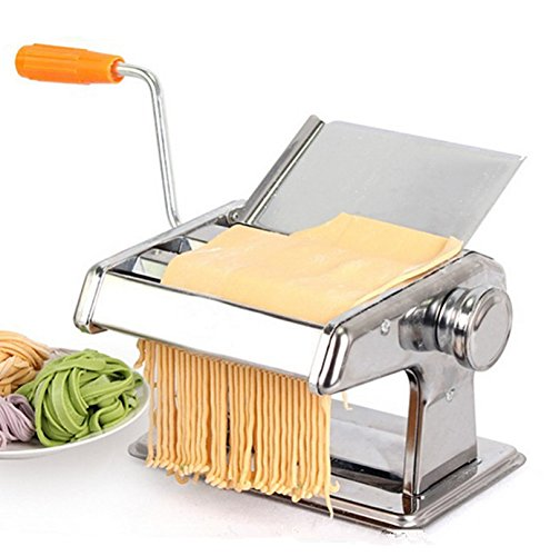Maquina Para Fazer Macarrao E Corta Massas Pastel Para Cozinha (BSL-MASSA-1)