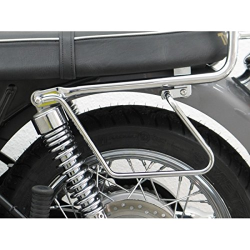 Triumph Bonneville T100se-supports maletas Dilatador alforjas neuf-6075P