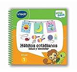 VTech- Hábitos Cotidianos, Salud y Bienestar Libro para Magibook, Multicolor, Nivel 1 (2-5 Años)...