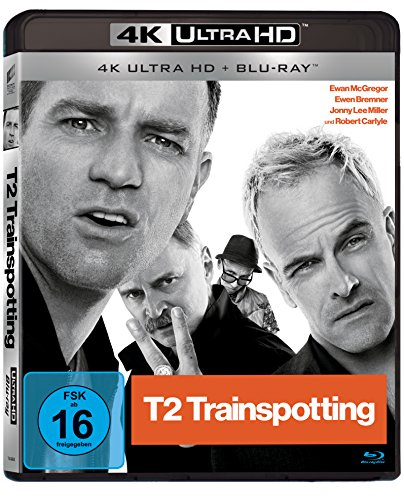 T2 Trainspotting (4K Ultra HD) [Blu-ray]