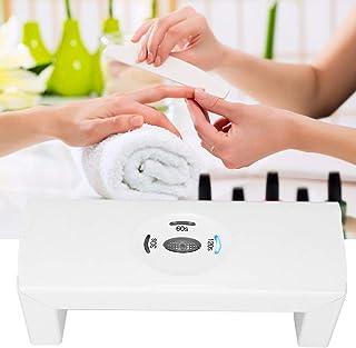Wosume Lámpara de uñas para Esmalte de Gel, 4.5W LED UV Secador de uñas Máquina de Secado de Gel de uñas para el Cuidado de Las uñas Arte de uñas para uñas y uñas de los pies, hogar y salón(1)
