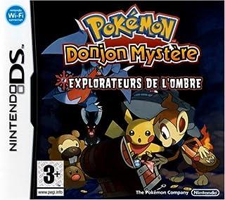 Pokémon Donjon Mystère : Explorateurs de l'ombre (B001A89WUU) | Amazon price tracker / tracking, Amazon price history charts, Amazon price watches, Amazon price drop alerts