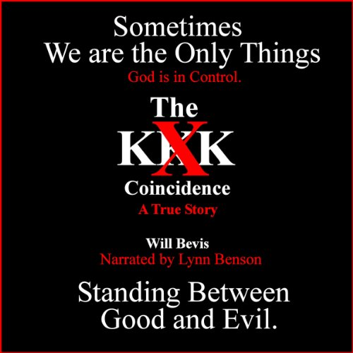 The KKK Coincidence audiobook cover art