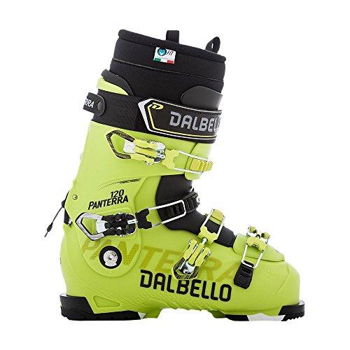 Dalbello Bottes de ski descente – Alpinisme Panterra 120 Vert acide DP120M7, Eur 45, 28,0