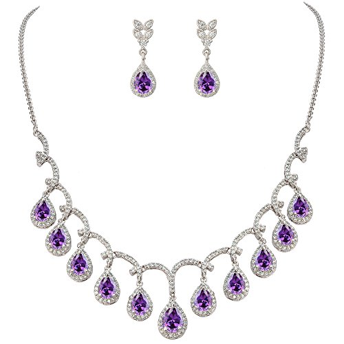 Elegant Necklace Sets - 9