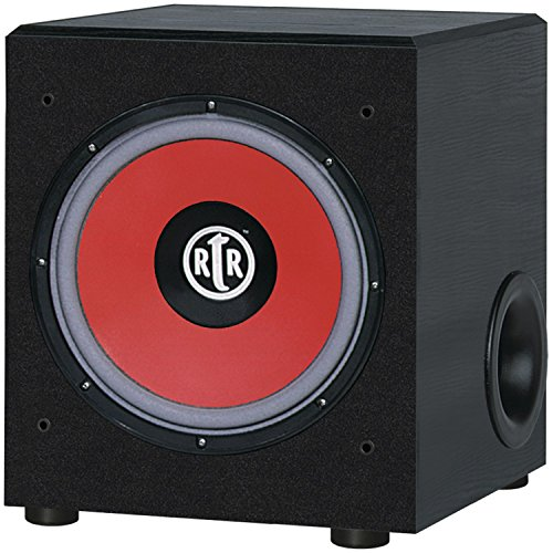 "BIC America RTR-EV1200 475-Watt RTR Eviction Series 12"" Front-Firing Powered Subwoofer"