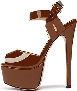 Amazon.it: 13 cm e più Sandali moda Sandali e ciabatte