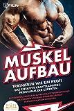 MUSKELAUFBAU - Trainieren wie ein Profi: Das effektive Krafttrainingsprogramm der Experten - Blitzschnell Muskeln aufbauen, Fettverbrennung maximieren und...