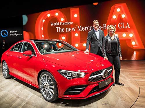 CES 2019 Las Vegas: Weltpremiere des Mercedes-Benz CLA und Vieles mehr