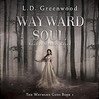 Wayward Soul  audiobook cover art