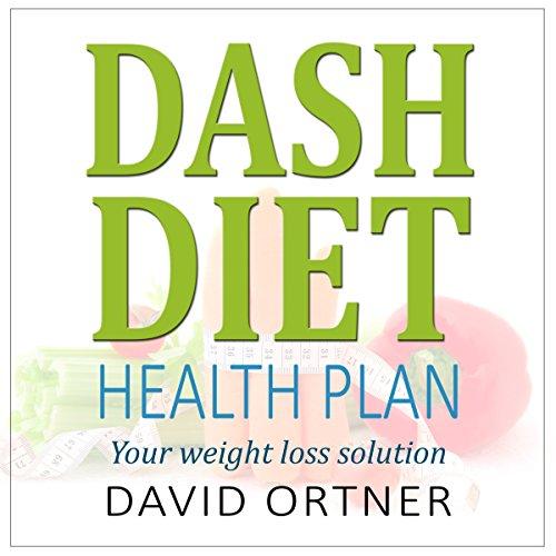 DASH Diet Action Plan audiobook cover art