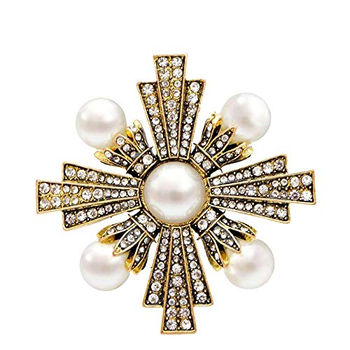 GLKHM Ladies Brooches Vintage Vintage Brooches Brooch Pin Coat Accessories