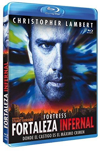 Fortaleza Infernal  BD 1992 Fortress [Blu-ray]