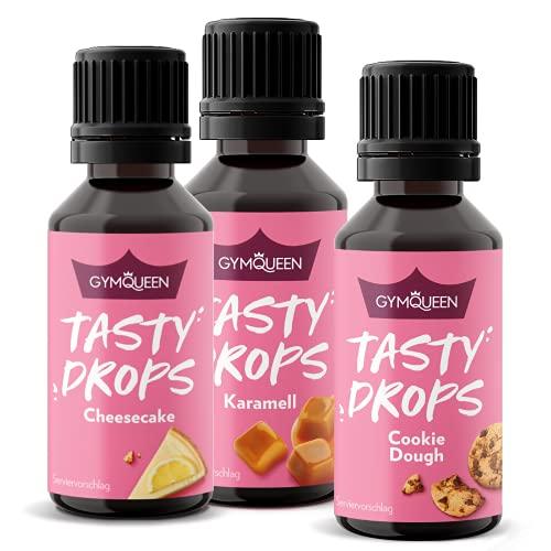 GymQueen Tasty Drops 3x30ml,...