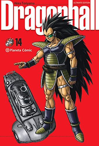 Dragon Ball Ultimate nº 14/34 (Manga Shonen)
