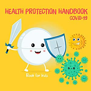 Corona Virus protection products Health Protection Handbook for Kids, Children
