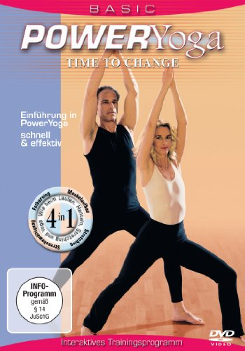Power Yoga Basic - Time to Change