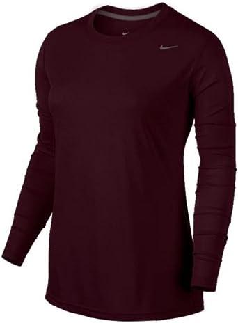 Nike Womens Dri-Fit Fitness Workout T-Shirt