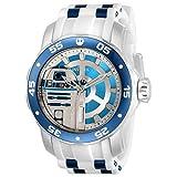 Invicta Star Wars R2-D2 Quartz Blue Dial Men's Watch 32518