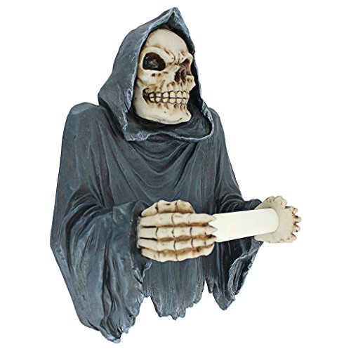Top 10 best selling list for grim reaper gothic toilet paper holder