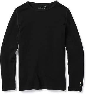 Kids' Baselayer Crew - Merino 250 Wool Boys Crewneck Performance Shirt