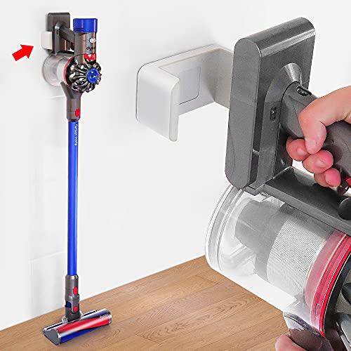 Liboer Vacuum cleanner Stand for Dyson V7 V8 Storage Holder Compatible...