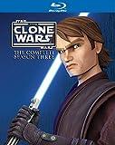 Star Wars - The Clone Wars - Season 3 [Edizione: Regno Unito] [Italia] [Blu-ray]