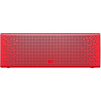Xiaomi Mi Bluetooth Speaker 16244 - Altavoz, Color Rojo