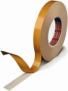 Tesa 4952 Tackified Acrylic Double Sided PE Closed Cell Foam Tape, 55 yard Length, 1/2
